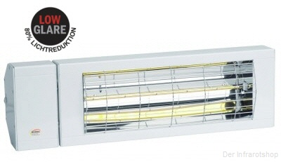 burda smart 2000 ip24 low glare 2 0 kw wei burda wintergartenheizung. Black Bedroom Furniture Sets. Home Design Ideas