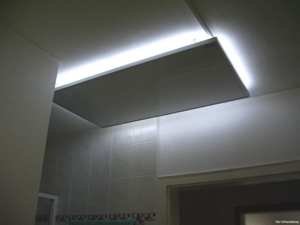 mit led beleuchtung led beleuchtung decke indirekte. Black Bedroom Furniture Sets. Home Design Ideas