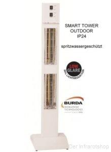burda smart tower ip24 3 kw wei bhst3024 2 standheizstrahler. Black Bedroom Furniture Sets. Home Design Ideas